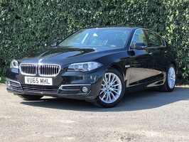 BMW 5 Series VU65 MHL