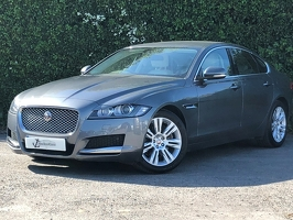 Jaguar XF HJ66 NPG