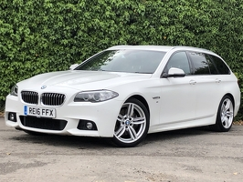 Bmw 5 Series RE16 FFX