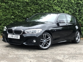 Bmw 1 Series LS16 USO