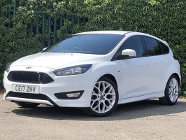 Ford Focus CE17 ZHV