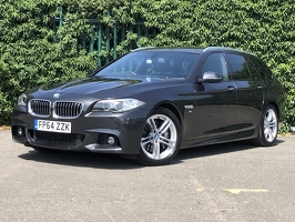 Bmw 5 Series FP64 ZZK