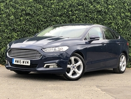 Ford Mondeo MW16 WVM
