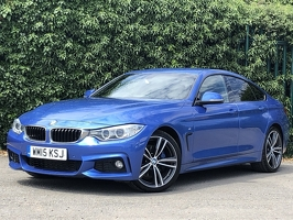 Bmw 4 Series WM15 KSJ