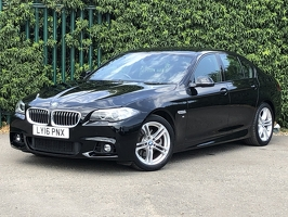 Bmw 5 Series LY16 PNX