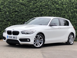 Bmw 1 Series YG18 JWU