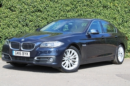 Bmw 5 Series GM16 BYK