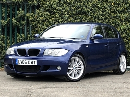 Bmw 1 Series LV06 CWT