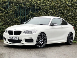 Bmw 2 Series YA64 SZR