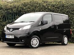 Nissan NV200 DS65 ZGR