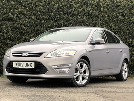 Ford Mondeo WU12 JNX