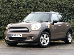 Mini Countryman WN61 YTW