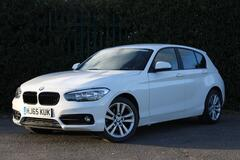 Bmw 1 Series HJ65 KUK