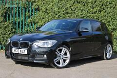 Bmw 1 Series YK13 AGZ