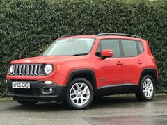 Jeep Renegade EF65 CVS