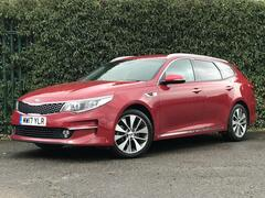 Kia Optima MW17 YLR