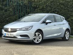 Vauxhall Astra EY66 BVH