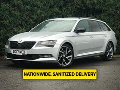Skoda Superb DC17 NCX