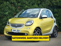 Smart Fortwo Coupe Y44 JCH