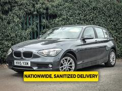 Bmw 1 Series HV15 YXM