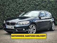 Bmw 1 Series RA16 OWD