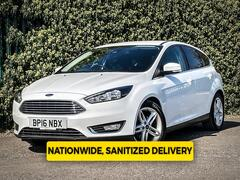 Ford Focus BP16 NBX