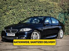 BMW 5 Series HX14 UVK