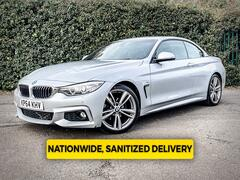 BMW 4 Series KP64 KHV