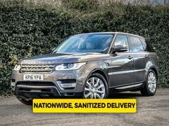 Land Rover Range Rover Sport KP16 YPA