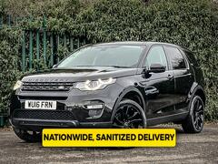 Land Rover Discovery Sport WU16 FRN