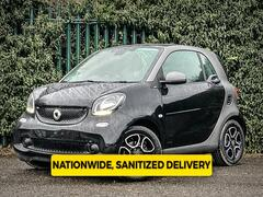 Smart Fortwo Coupe LH18 BCX