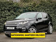 Land Rover Discovery Sport LL18 FEP