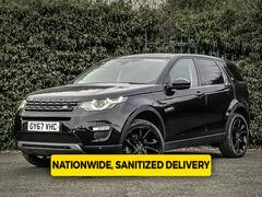 Land Rover Discovery Sport GY67 VHC