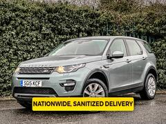Land Rover Discovery Sport SG15 KCF