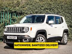 Jeep Renegade YS15 SZK